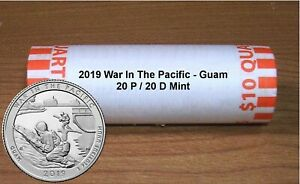 2019-WAR-IN-THE-PACIFIC-GUAM-20-P-20-D-ROLL-IN-STOCK