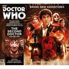 The Second Doctor by Ian Atkins, John Pritchard, Rob Nisbet, David Bartlett (CD-Audio, 2016)