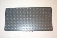 Lego Baseplate 16 x 32 Dark Stone Gray 10190 Base