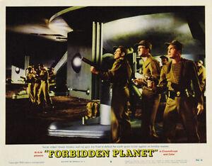 Forbidden-Planet-Robby-the-Robot-Poster-Replica-14-x-11-034-Photo-Print