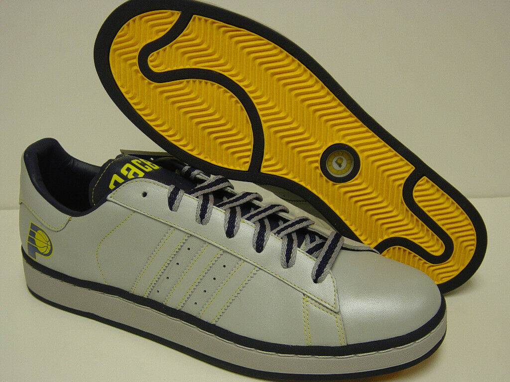 New Mens Sz 18 ADIDAS Campus II Indiana PACERS 044355 044355 044355 Sneakers shoes 0cb9d1