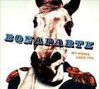 My Horse Likes You [Digipak] by Bonaparte (CD, Apr-2012, Staatsakt)