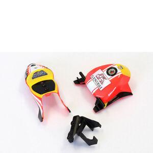 Panneau Ducati Mini-z Moto Racer Pièce De Rechange Kyosho Mcb002bdr 703705 Belle Apparence