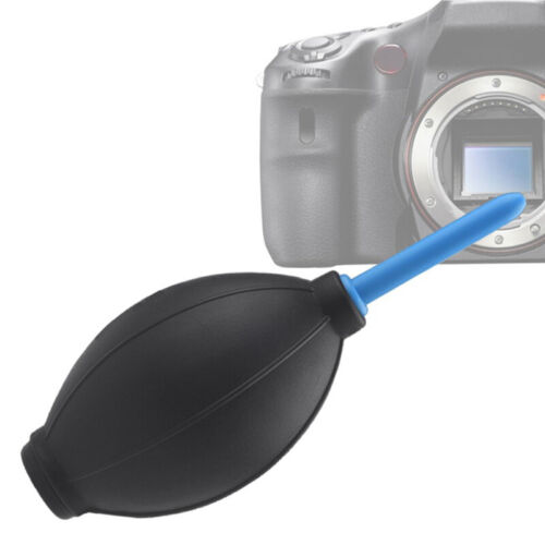 Rubber Bulb Air Pump Dust Blower Cleaning Cleaner for digital camera len filt~GN