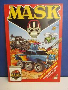 unused VINTAGE M.A.S.K MASK MAGIC PAINT BOOK KENNER grandreams 1986 92U