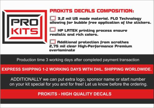 SEADOO GTI 130 2011-2019 decals stickers set graphics kit for jet ski vinyl