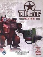 Dust Warfare Campaign Book Zverograd Mint Weird War Ii Dust Tactics