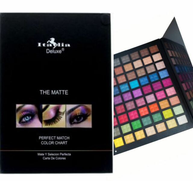 L.A. Colors Sweet! 16 Color Eyeshadow Palette - Charming