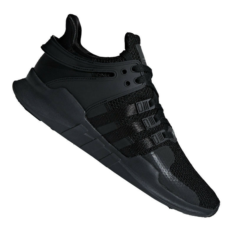 Adidas Originals Eqt Support Adv Basket Noir