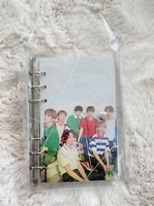 BTS 2020 Official Season's Greetings Diary Book Photo Card Notebook {US Seller}