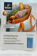 TCM Tchibo Einkaufstasche mit Kühlbeutel & Kühlakku Shopper Shopping Bag