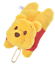 Disney Pooh Plush doll Keychain Tissue case type Japan import NEW Disney Store