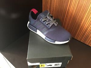 5c2bfe463 Adidas NMD Runner R1 Navy Blue sunset Beige black pink Purple Gray ...