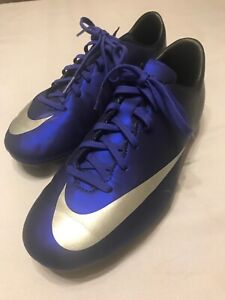 cc774ba73 Nike Mercurial Victory CR7 IC Cleats Soccer Shoes Style 684848-404 ...
