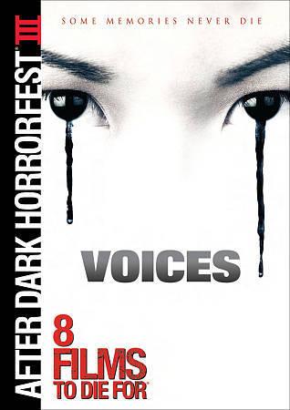 Voices DVD, 2009  - $7.00