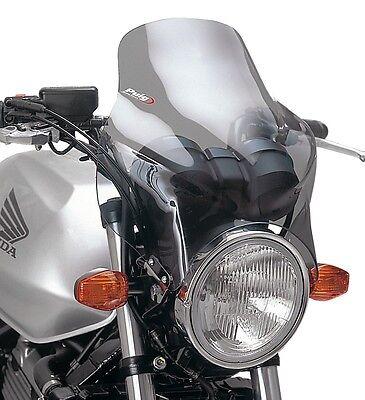 Windscreen Puig TP for Honda CB 500/1000/1300 fly screen light smoke