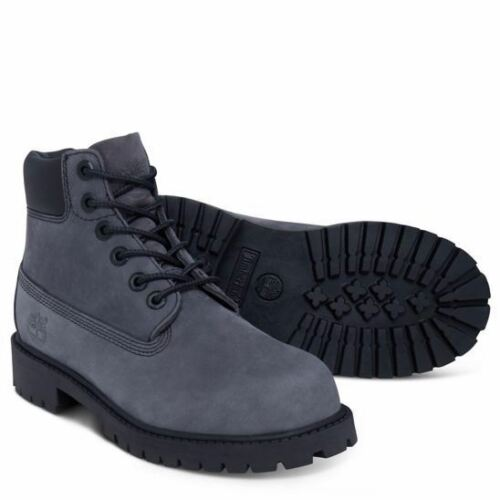 Timberland 6in Premium Waterproof Forged Iron Grey Boot rrp £120