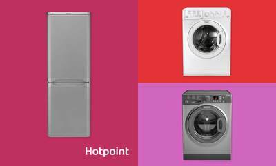 Extra £30 off selected Hotpoint appliances