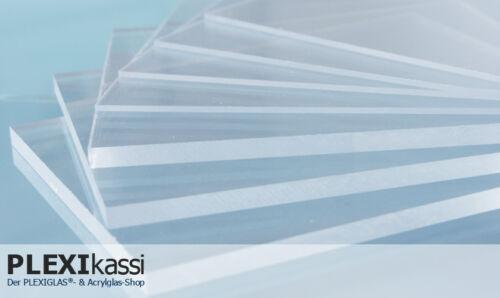 POLYCARBONAT UV-beständig 2, 3, 4, 5, 6, mm kostenloser Versand Große Platten Z