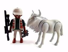 GNU with SAFARI ADVENTURE FIGURE / Wild Zoo Animal / Wildlife Figure Playmobil