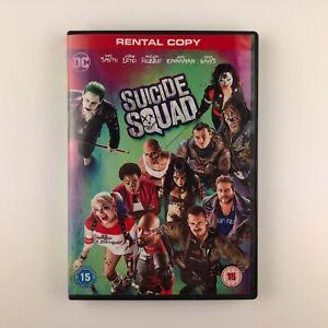 Suicide Squad (DVD, 2016) r