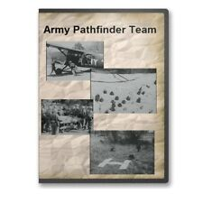 Army Pathfinder Team Documentary Navigational Guidance War Teams DVD  - A749
