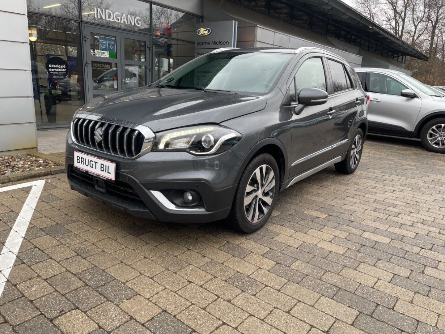 Suzuki S-Cross 1,4 Boosterjet Active
