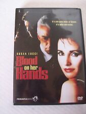 Blood On Her Hands (DVD,1997/ 2006) Susan Lucci, Lifetime