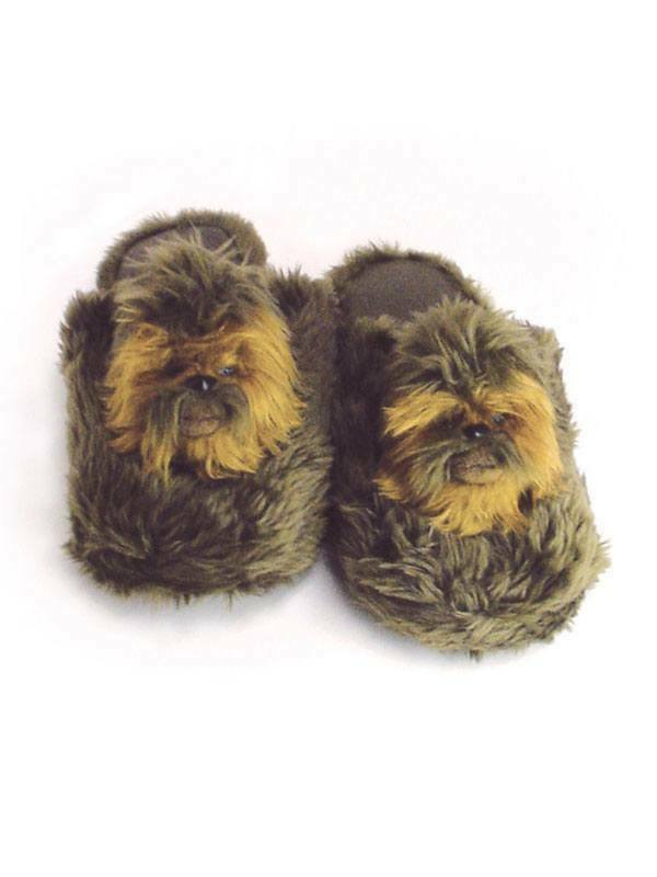 Star Wars Pantoufles: Chewbacca-taille 38-39