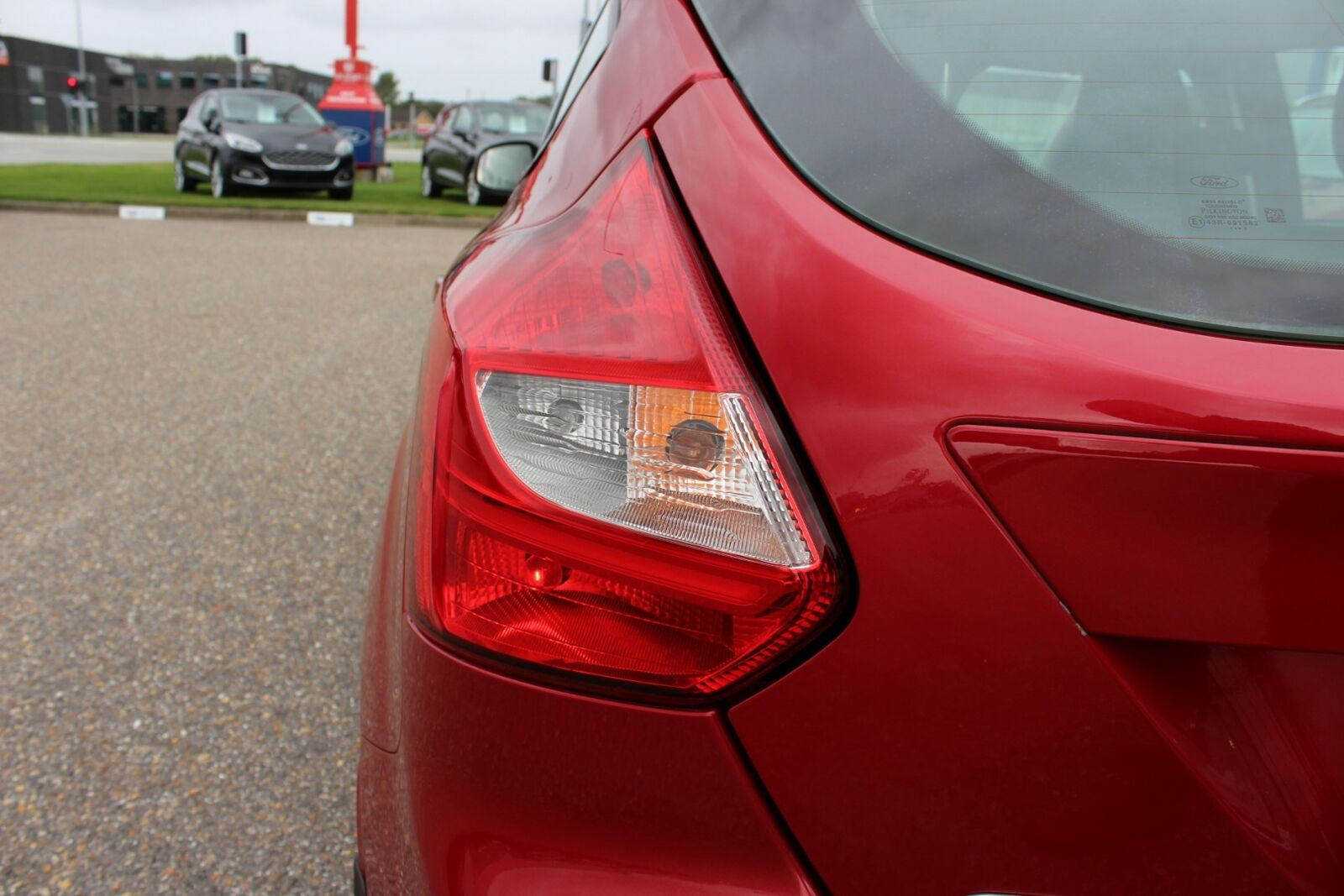 Ford Focus 1,6 Ti-VCT 105 Trend - billede 3