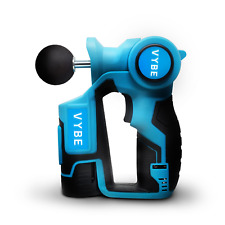 Personal Percussion Massage Gun - VYBE Handheld Deep Muscle Massager - SEE VIDEO