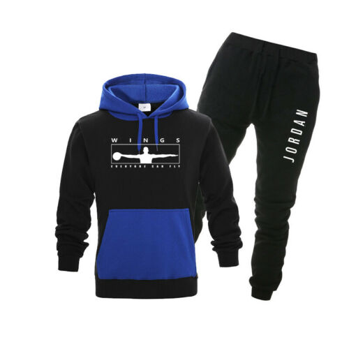 NEW Men/'s Michael Air Legend 23 Jordan Tracksuit Hoodies /& Pants Men Sportswear