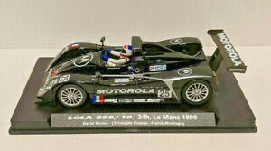 FLY-Car-Model-88060-Lola-B98-10-24h-Le-Mans-1999-No-25-A505