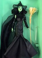 2010 Wicked Witch Of The West Barbie The Wizard Of Oz Gold Label Collection