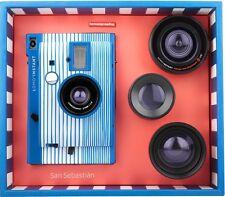 Lomography Lomo'Instant San Sebastián Edition : 3 lenses + 1 Fujifilm cartridge