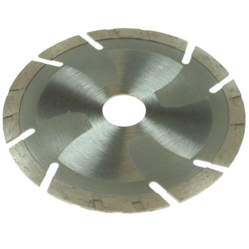 Diamanttrennscheibe Trennscheibe für Winkelschleifer Ø125 mm// 22,2 Beton Granit