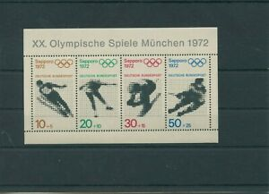 Germany-Federal-Frg-vintage-yearset-1971-Block-6-Mint-MNH-More-Sh-Shop