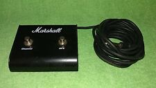 Marshall OEM PEDL-90004 2-button Footswitch Channel DFX for MGDFX Amps