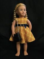 Dolls Dress, Knickers & Accessories. our Generation  18in/46cm Standing Doll
