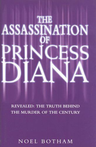 The Assassination of Princess Diana,Noel Botham