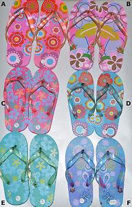 Kinder Zehentrenner Sandalen Badelatschen Badeschuhe Schuhe