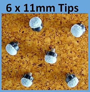 034-Spare-Tips-034-6-Screw-tips-11mm-Look-in-my-Store-2020