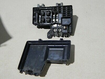 95 accord fuse box 94 95 96 97 honda accord under hood fuse box w cover oem ebay  under hood fuse box w cover oem