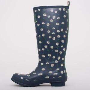 Ragazze Festival Uk5 le Stivali pioggia donne Design per Daisy Wellie da Wellington wx7PxX