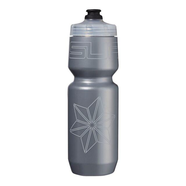 Supa Silver Supacaz Star Bottle