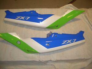 1992-Kawasaki-Ninja-ZX7-Tail-Fairing-Tailsection