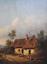 miniatuur 11 - Josef PFEIFFER Très Belle Huile Toile Paysage TYROL AUTRICHE 1862