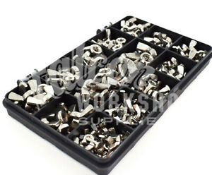 80-ASSORTED-PIECE-A4-STAINLESS-STEEL-WING-NUTS-M3-M4-M5-M6-M8-BUTTERFLY-KIT