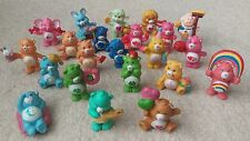 "22 ORIGINAL AGC 2"" MINI CARE BEARS & COUSINS BUNDLE JUST £2.50 EACH SAVE 37%"