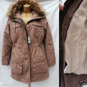Next Parka Coat - Black Coat